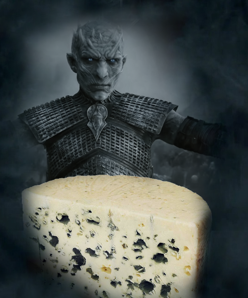 GameOfThrones BlueCheese