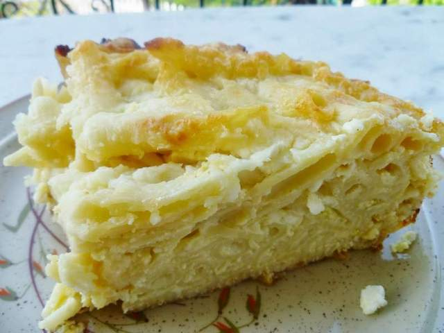 makaronopita cheeselovers